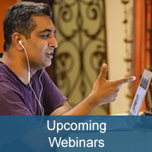 upcoming CII webinars