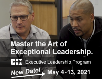 explore the 2021 Executive Leadership Program